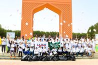 S.A. TALKE WASTE FREE ENVIRONMENT CAMPAIGN 2019 - JUBAIL